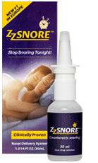Zz Snore Bottle